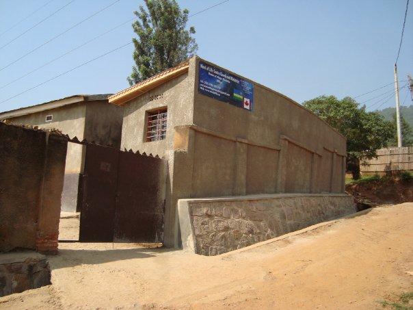 Gatsata Property - Outside