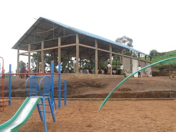 Cyuru Church and Playground