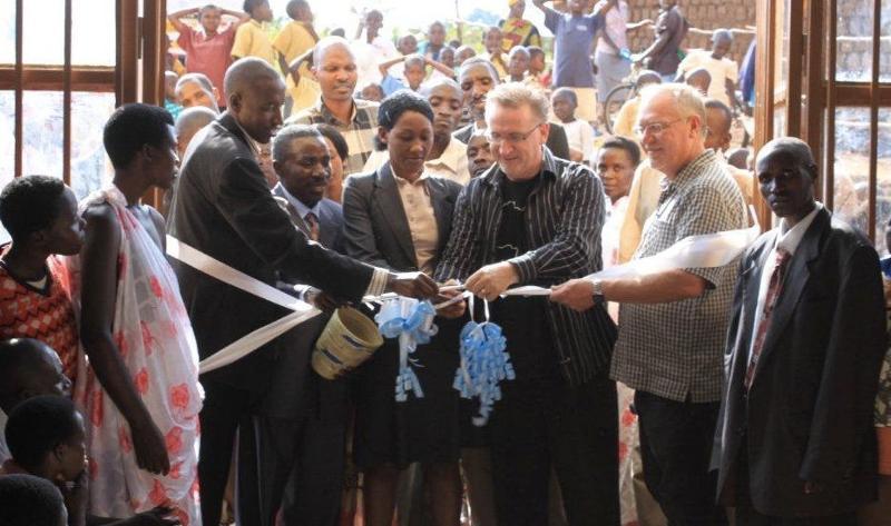 Buhoro Dedication - Dec 2010