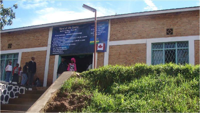 Gatsata WOL Church