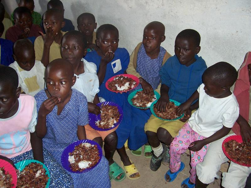 Feeding Program - Buhoro