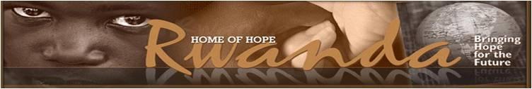 Home of Hope Rwanda