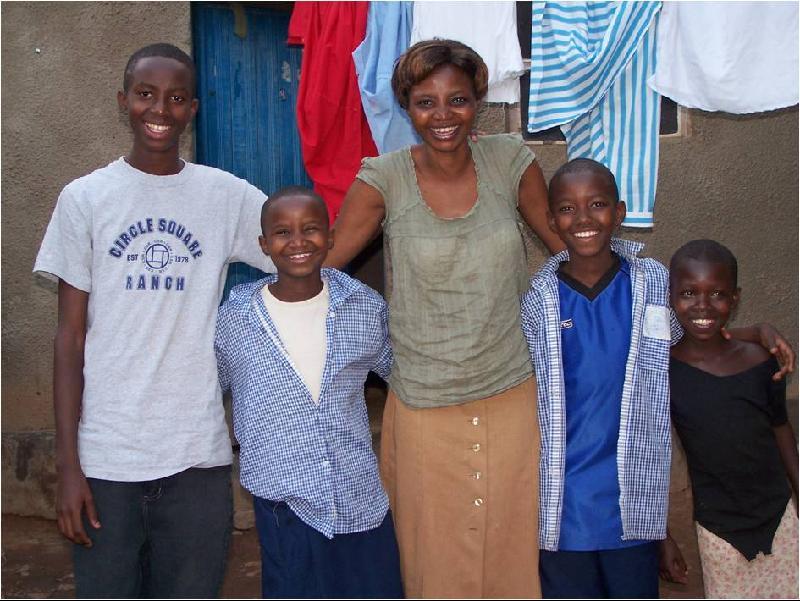 Josiane's Family
