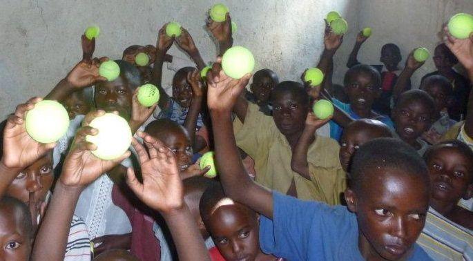 Tennis Balls - Dec 2010