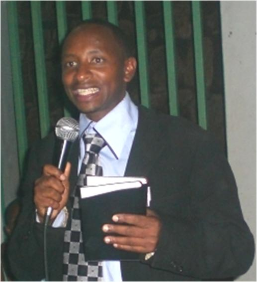 Pastor Olivier