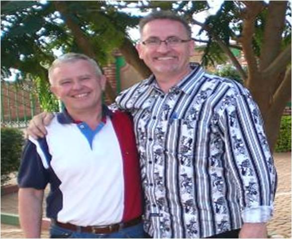 Brian & Peter