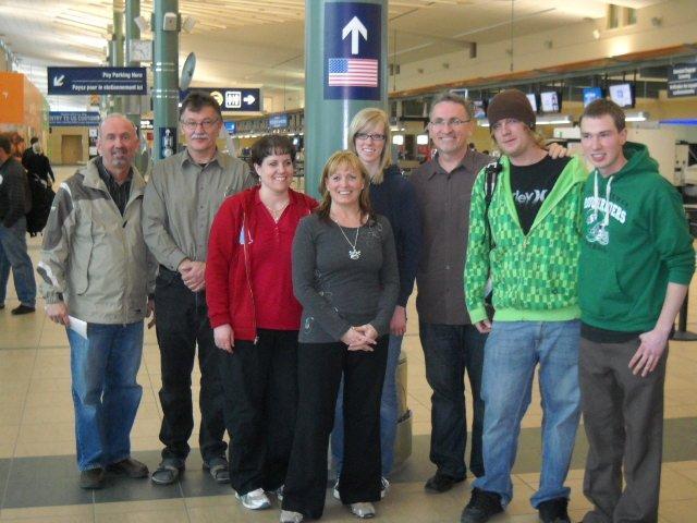 April 2010 Team Photo