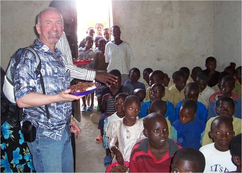 Pastor Ray -  Feeding  Program