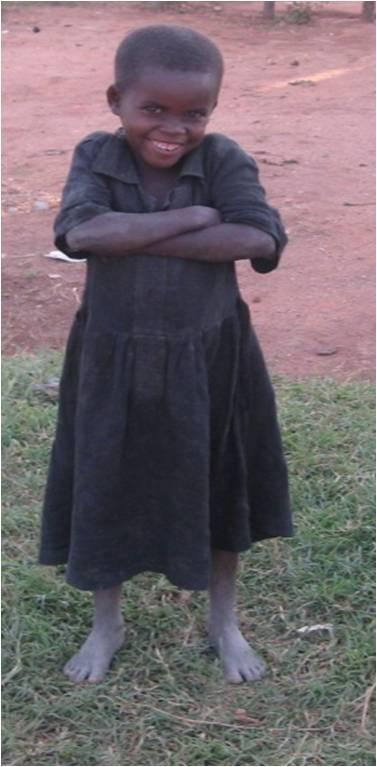 Child in Gitarama