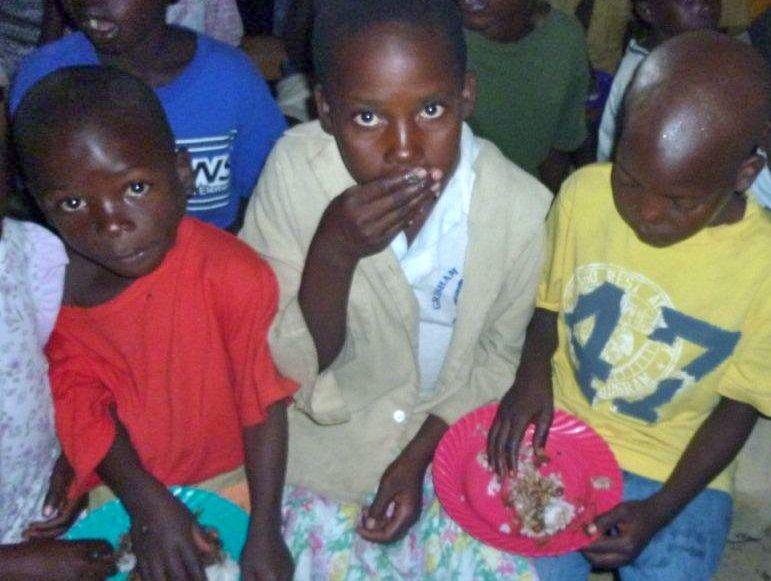 Feeding Program - Dec 2010