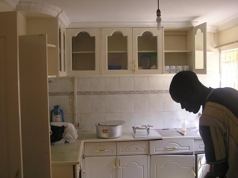 Dream Center: Kitchen