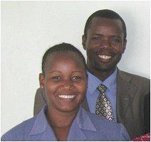 Daniel & Diana Bushebi