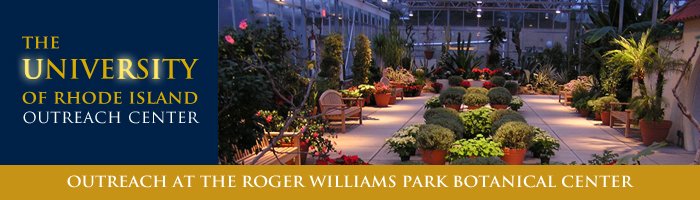 RWP Botanical Center Banner