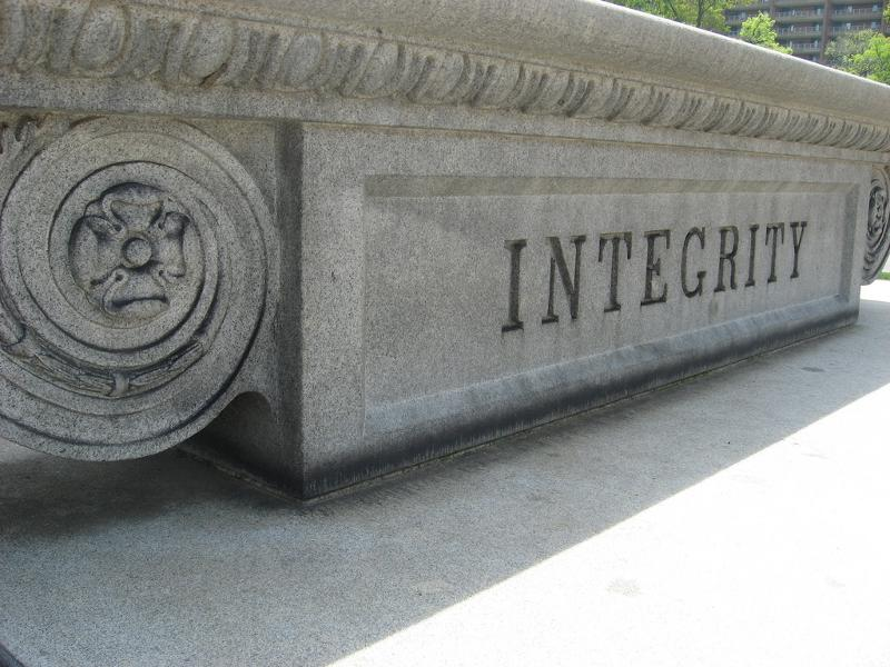 Integrity in stone