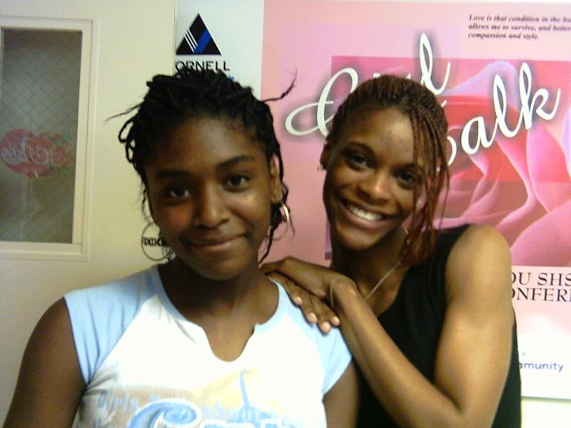 Girl Talk Mentors