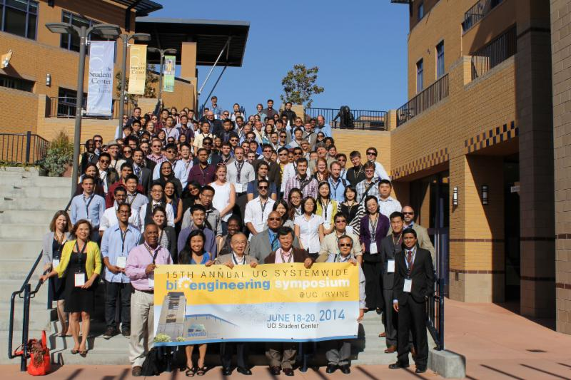 UC Irvine Hosts 15th Annual Bioengineering Symposium