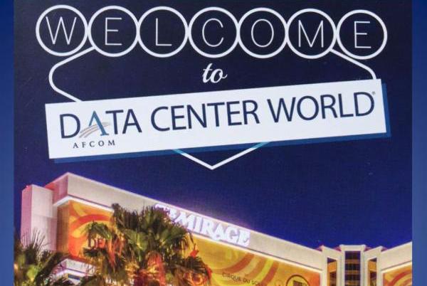 Data Center World 2015