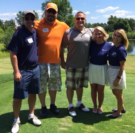 MHTA Golf Event Photo