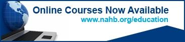 NAHB Online Courses Logo