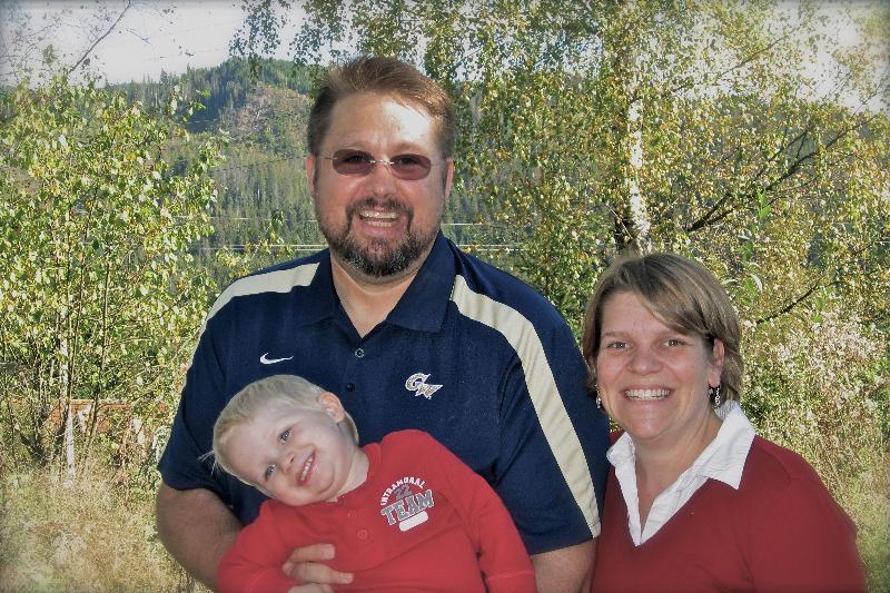 Steve, Dawn and Stevie