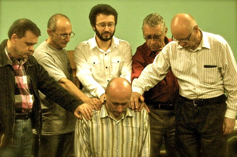 Pastor Ordination bring his church into the reformed tradition.