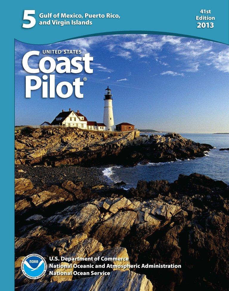 Coast Pilot 5 2013