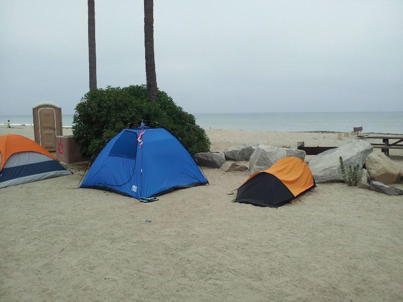 bash tents