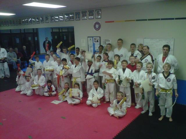 OR Feb belt test 2011