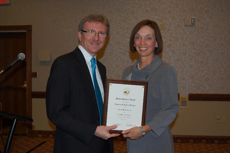 Burton Award