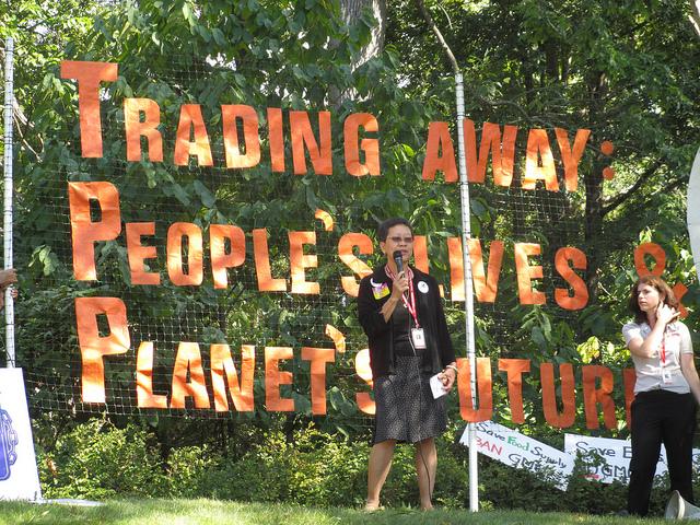 TPP Leesburg Rally