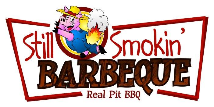 Still smokin Logo