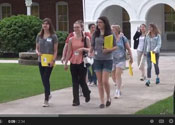 Enrolled Student Day at Hollins