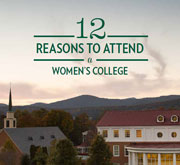12 reasons to attend a women's college