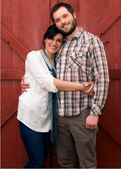 Mary and Josh Larson