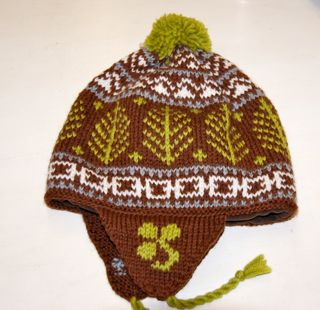 Design your own hat!.explore traditional Fair Isle patternsknit