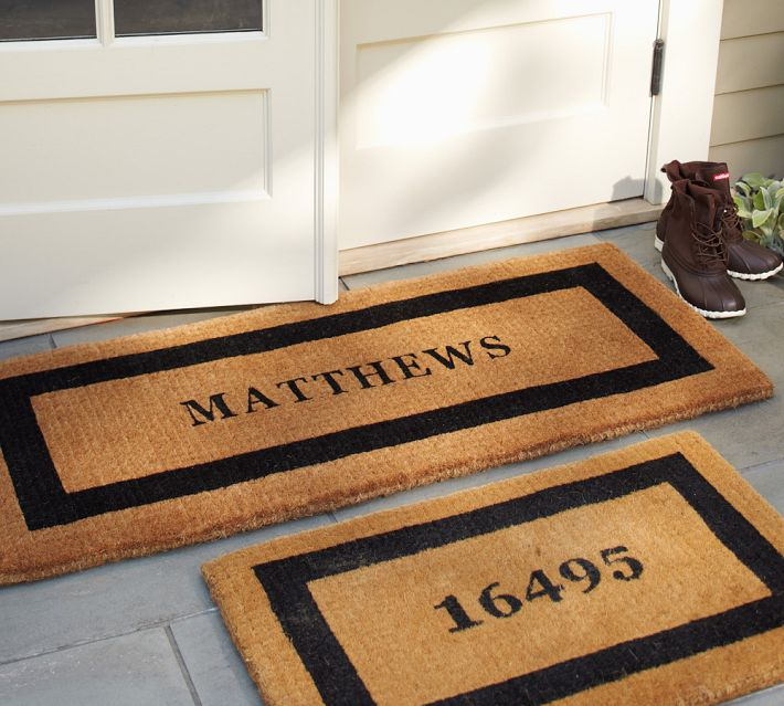 Coffee Tables Tablescapes Door Mats