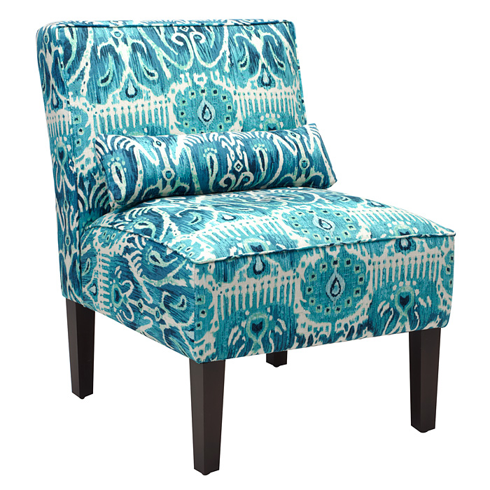 Z-Blue Chair