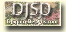 DJSquire Designs Logo