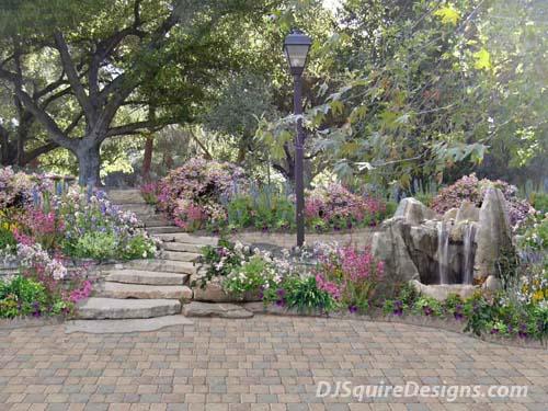 After Image - Natural Stone Steps