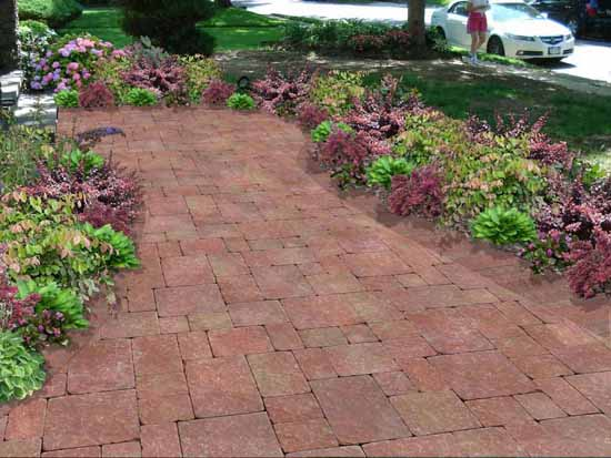 Paver Walkway - After Image 2