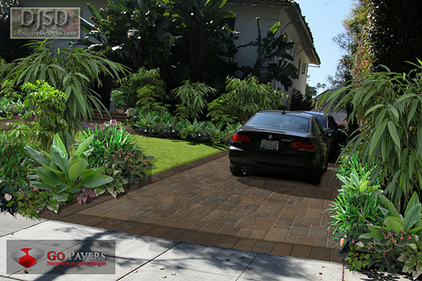 Beverly Driveway - After Image