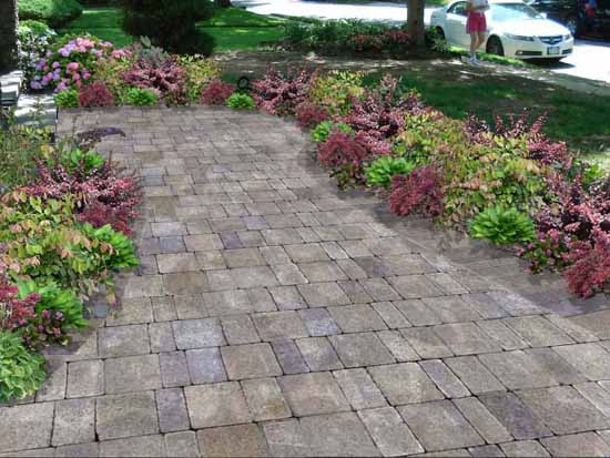 Paver Walkway - After Image 1