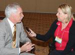 Cindy Interviews Sec. Schafer