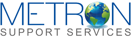 Metron Support Services logo