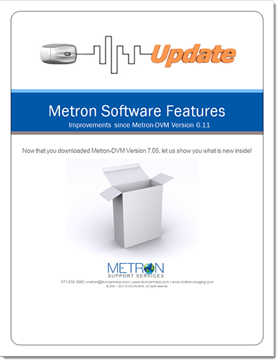 Metron 7.05 Release Notes