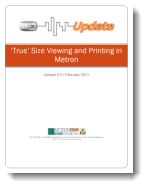 True Size Printing