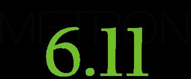 Metron 6.11