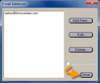 Email Addresses List