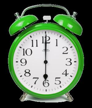 Clock 6:00
