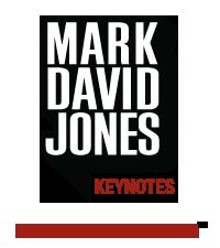 Mark David Jones Keynotes Lgog